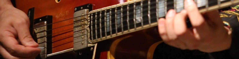 Jazz Guitar Lesson & Label ジャズ庵